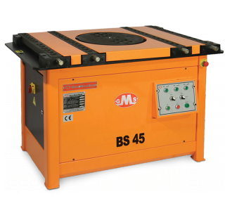 BS45 45mm Mexanik demir bükme makinası