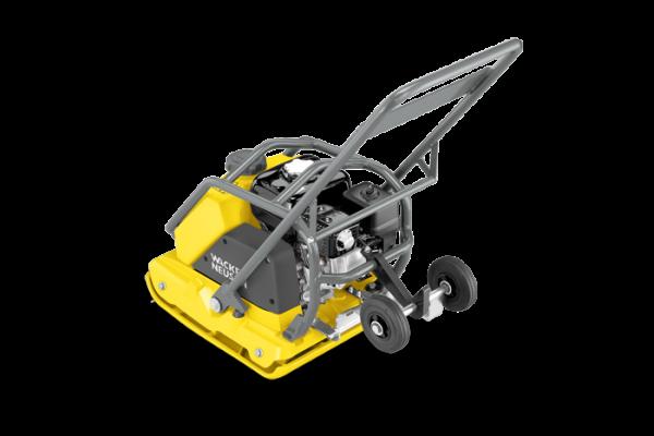 WP-Series (15 kN) - Sıxlaşma mütəxəssisləri - Almaniyada istehsal edilmişdir